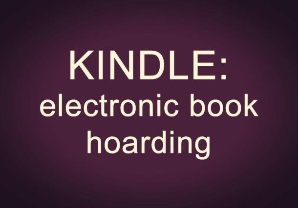 eBook Hoarding