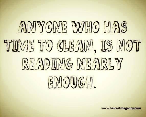 Not Reading Enough